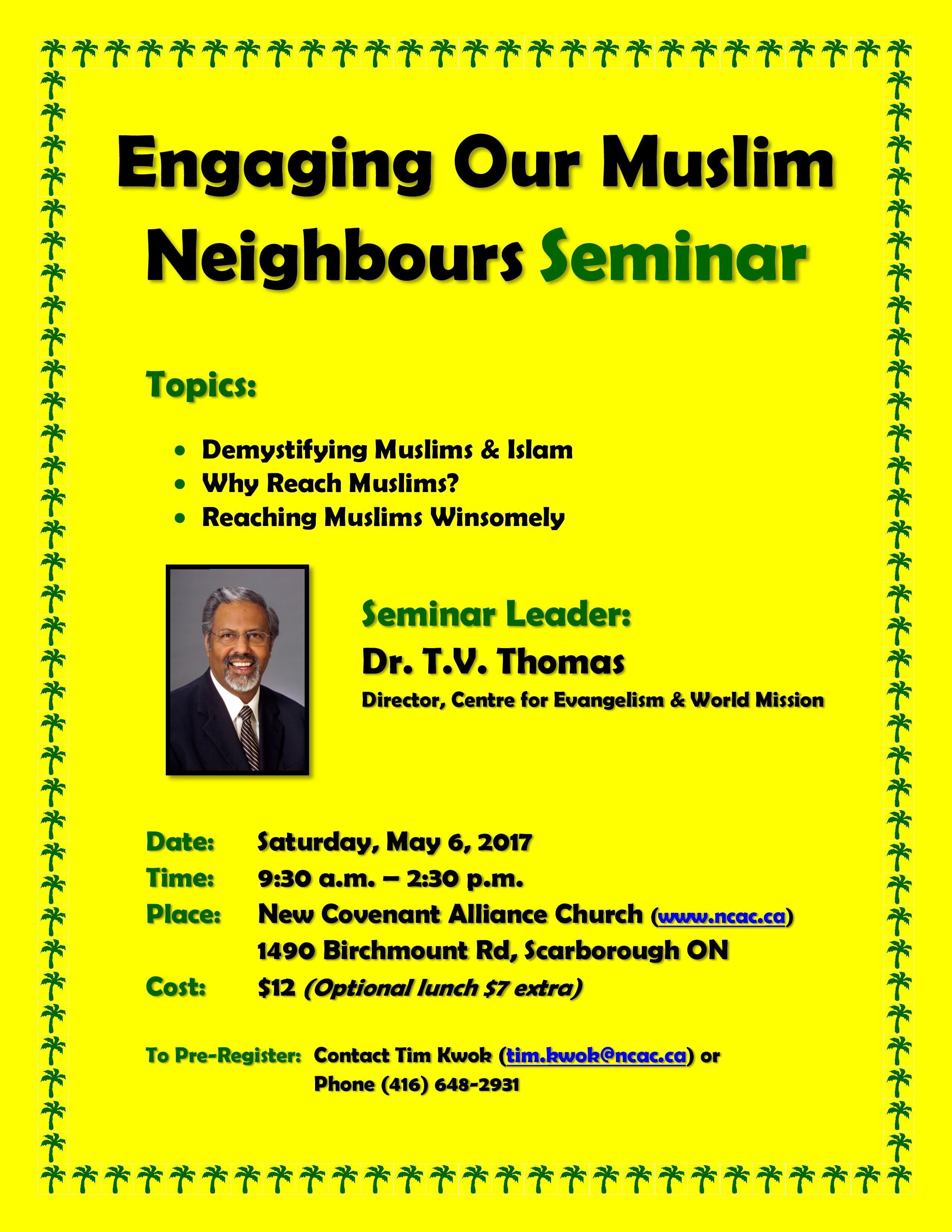 Neighbours Seminar